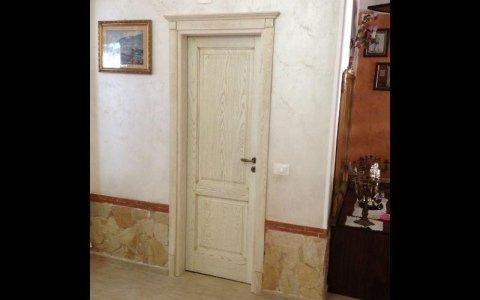 Porte In Legno Massello : Serramenti in legno e vetro messina porte in legno massello