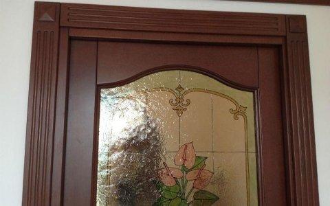 Serramenti in legno e vetro - Messina - Porte in Legno Massello Balsamà