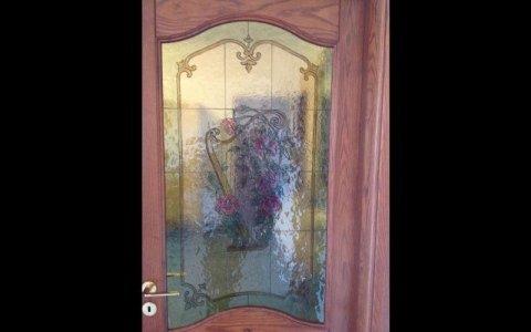 porta vetro arpa