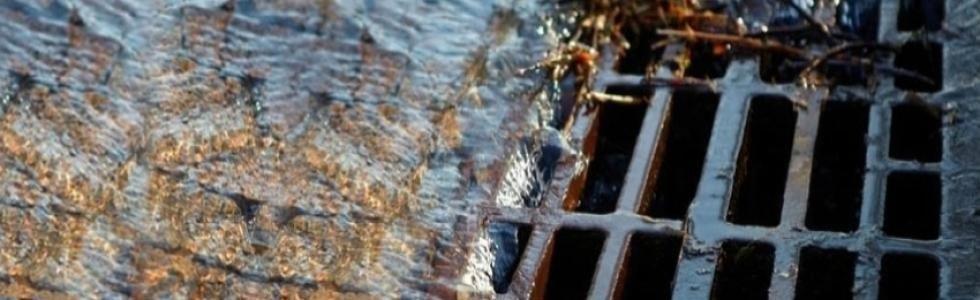 manutenzione delle reti fognarie