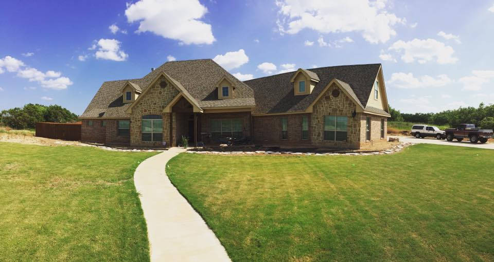 Custom Landscaping Contractor Abilene, TX