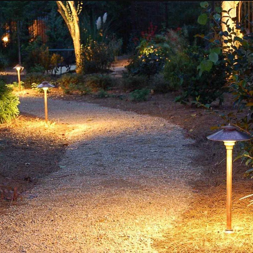Custom Landscape Lighting Abilene, TX