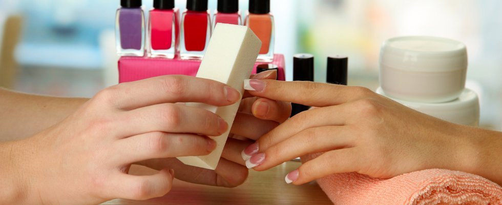 nail beauty course