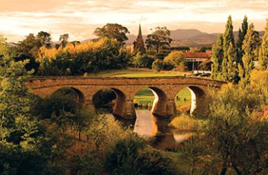 Beautiful picture of Richmond bridge