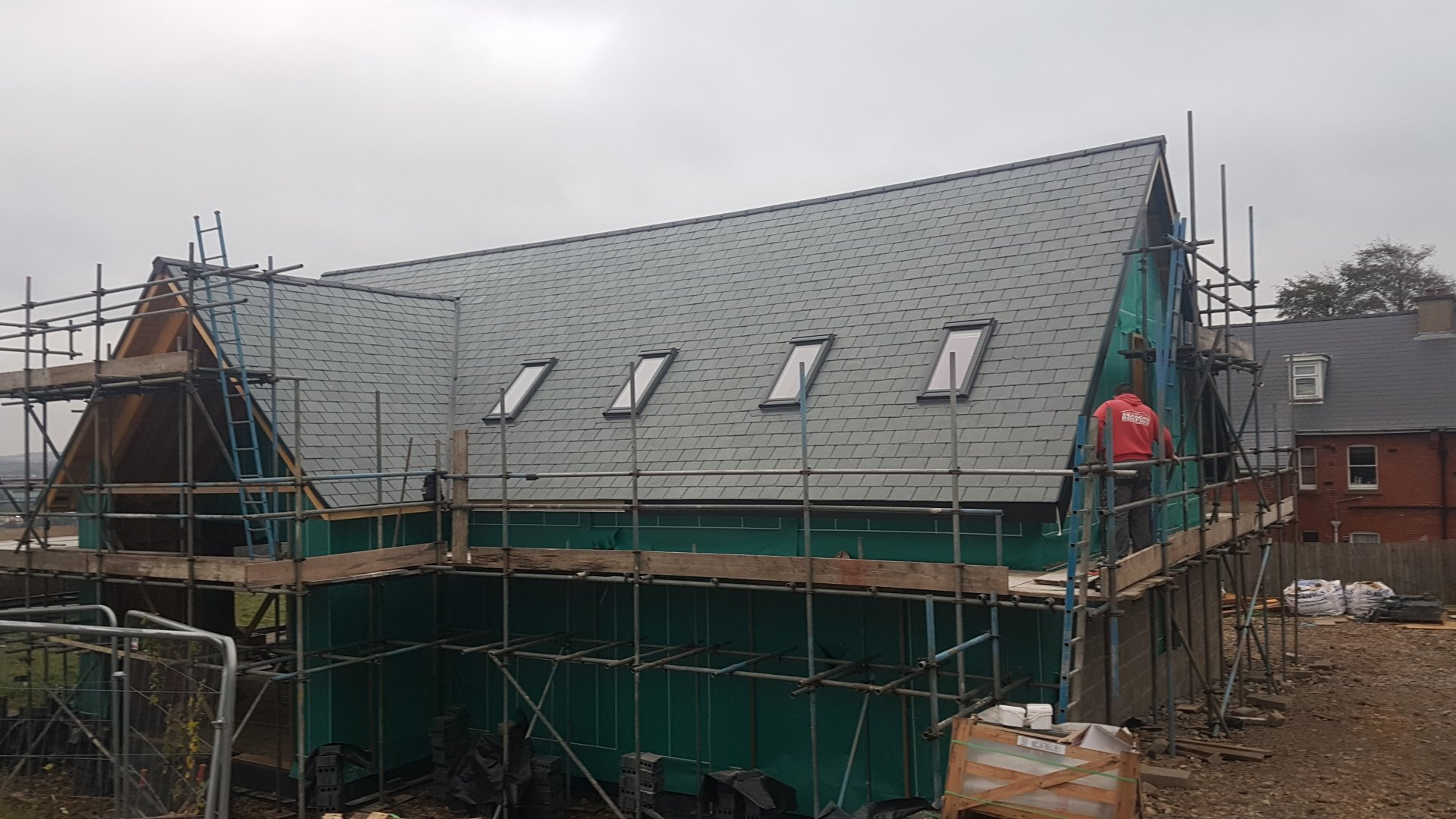 Domestic And Commercial Roofing By Seasons Roofing