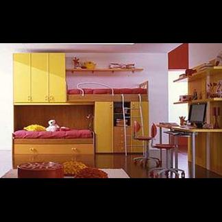 camera bambini moderna