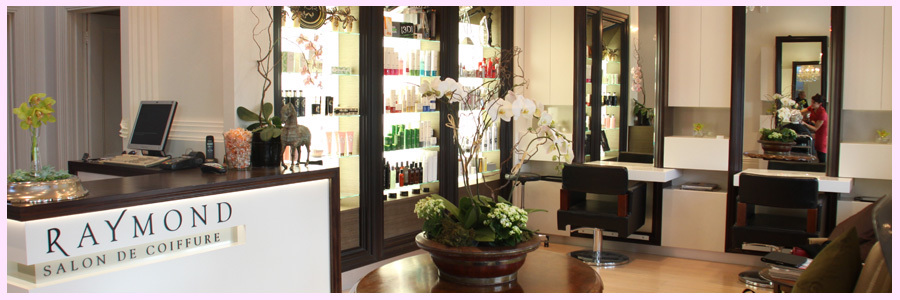 A professional hair salon in Auckland