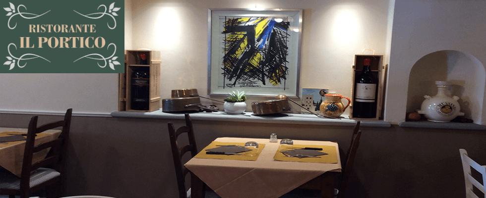 Ristorante Il Portico - Cucina Tipica Toscana