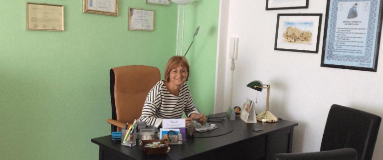 dottoressa Giuseppina Grazioso
