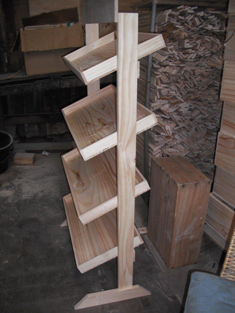 Starbox wooden storage