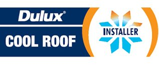 intelligent roof coatings dulux cool roof installer logo