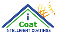 intelligent roof coatings business logo