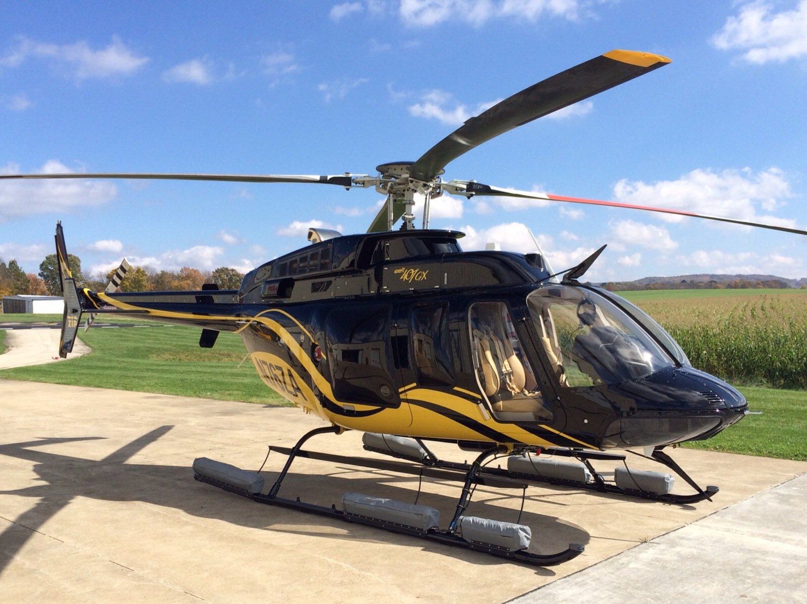 new york helicopter charter