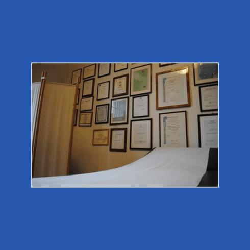 interno dello studio