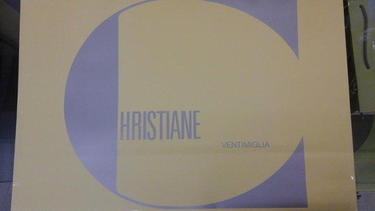 Christiane - Ventimiglia (Imperia)