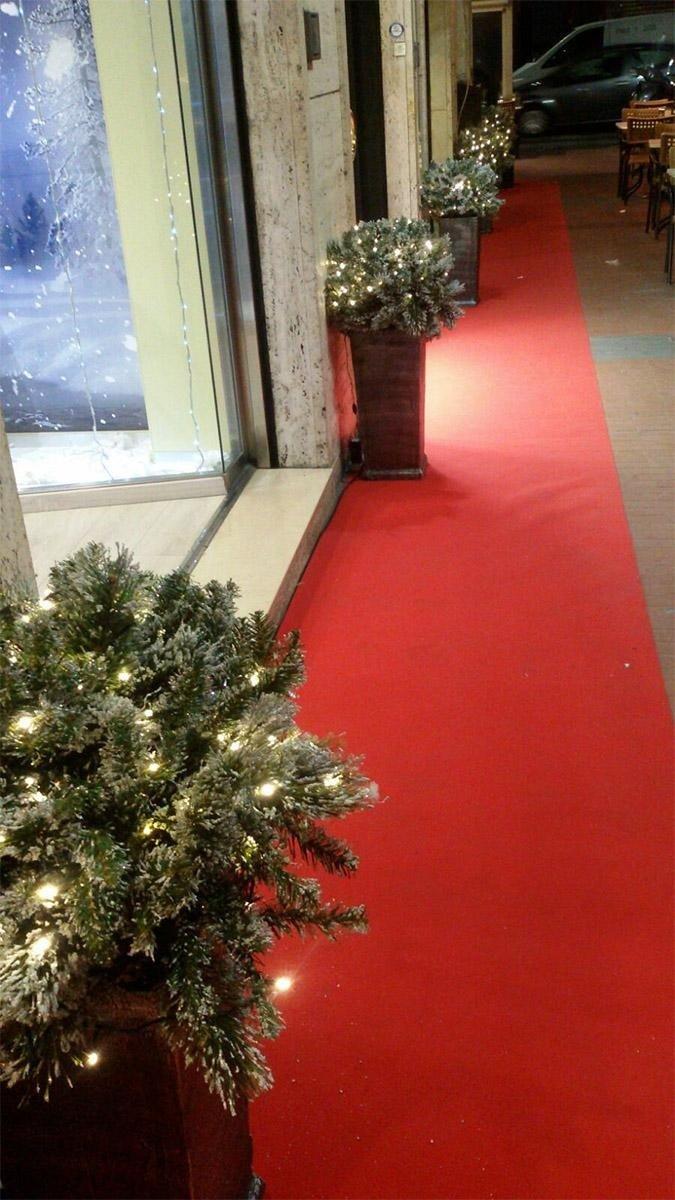 Entrata negozio Natale