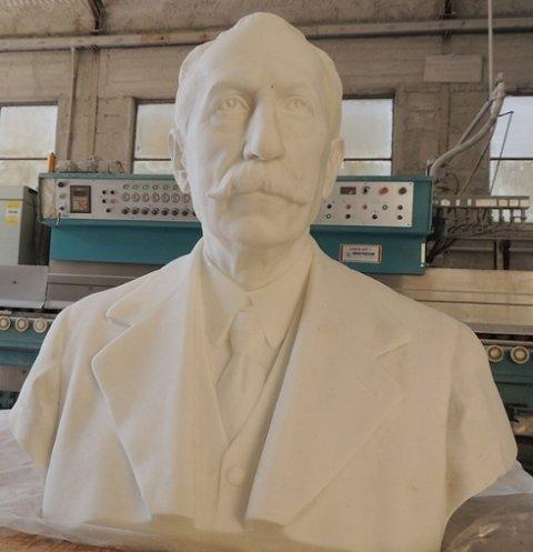 statue in marmo, statue in granito, granito