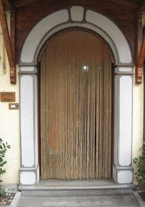 colonne esterne, ingresso abitazione, lavorazione marmo