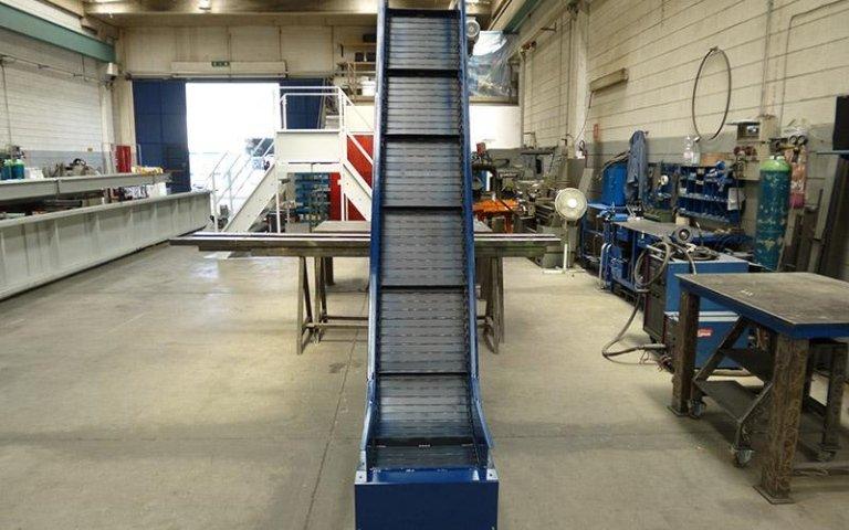 Movimentazione merci verticale