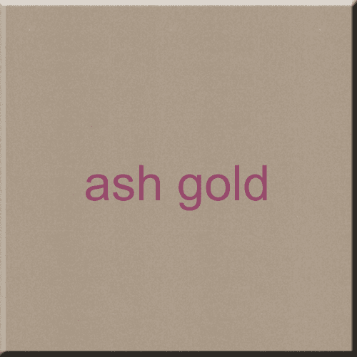 ash gold