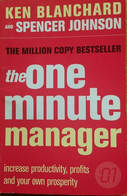 the one minute manager simple 1-sentence-summary: the one minute manager gives managers three simple tools, which each take 60 seconds or less, but can tremendously improve how they do their job: getting people to stay motivated, happy and deliver great work read in: 4 minutes favorite quote from the author.