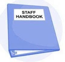 The Staff Handbook is not a book to cure insomnia....
