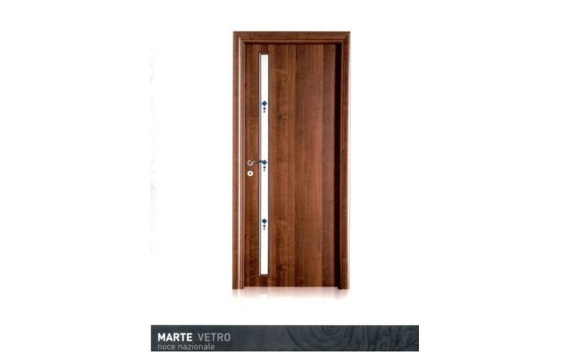 porta inserto vetro