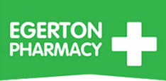Egerton Pharmacy logo