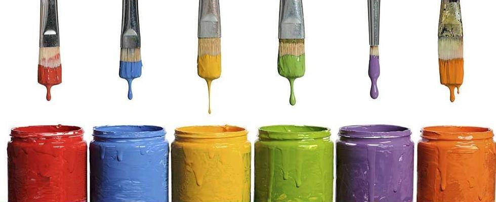 vendita colori