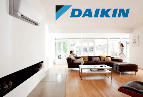Condizionatore marchio Daikin