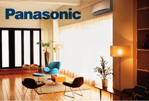 Condizionatore marchio Panasonic