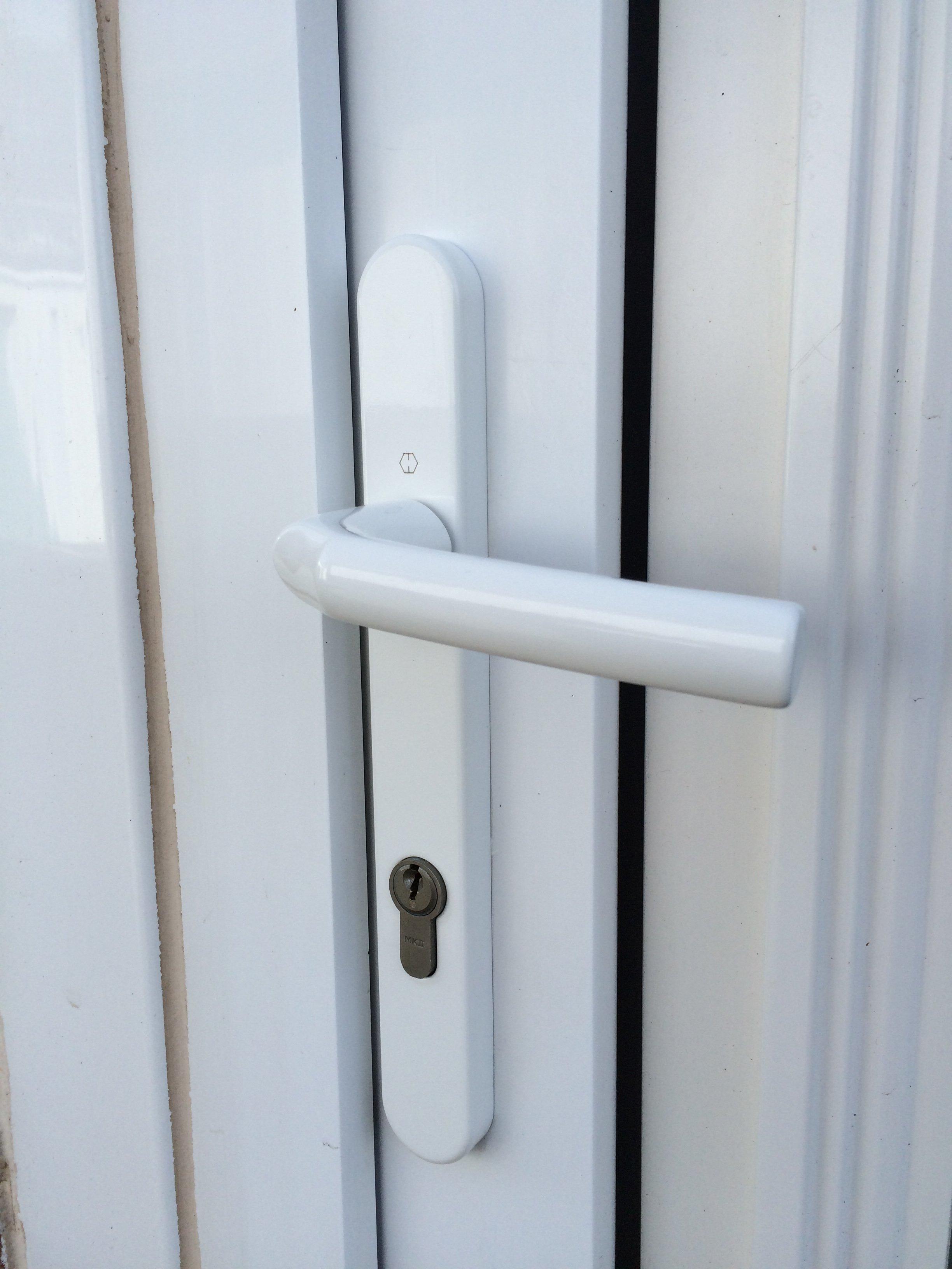 new door latch
