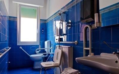 bagno in casa di riposo
