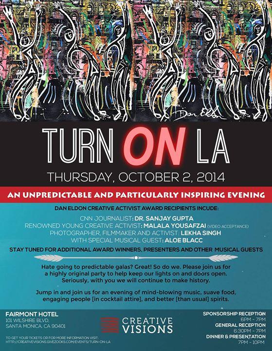 Turn on LA 2014