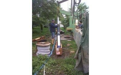 pompe estrazione acqua Dafroso