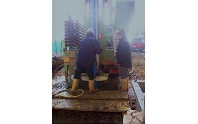 manutenzione elettropompe sommerse Dafroso