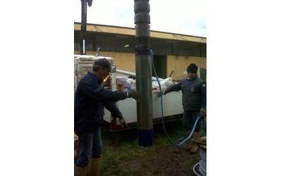 pompe sommerse estrazione acqua Dafroso