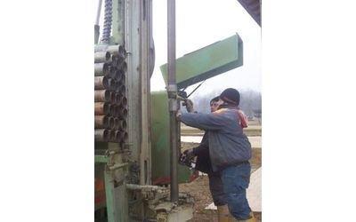 manutenzione pozzi vecchi Dafroso