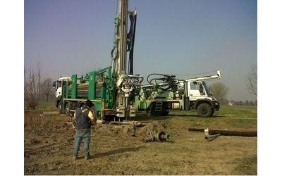 realizzazione pozzi geotermici Gambara