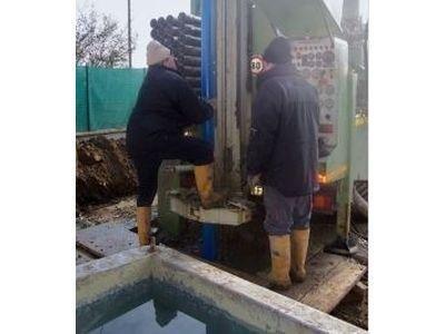 pozzi per uso industriale Dafroso