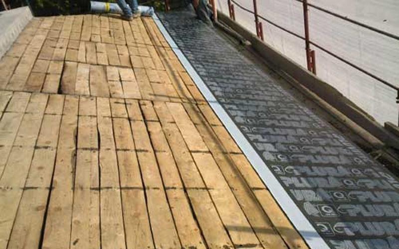 Realizzazione tetti ventilati