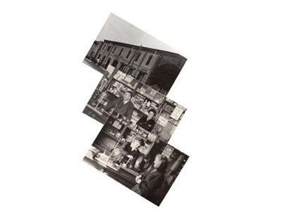 vecchie foto in bianco e nero