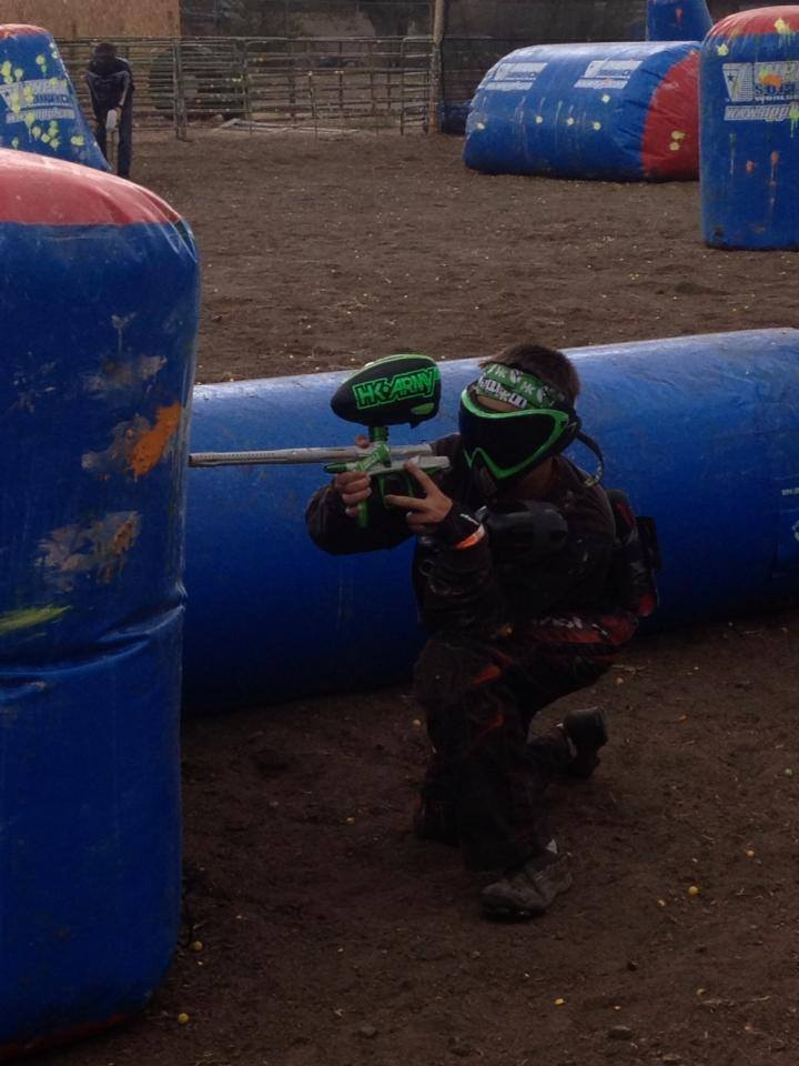 Paintball Bay Area
