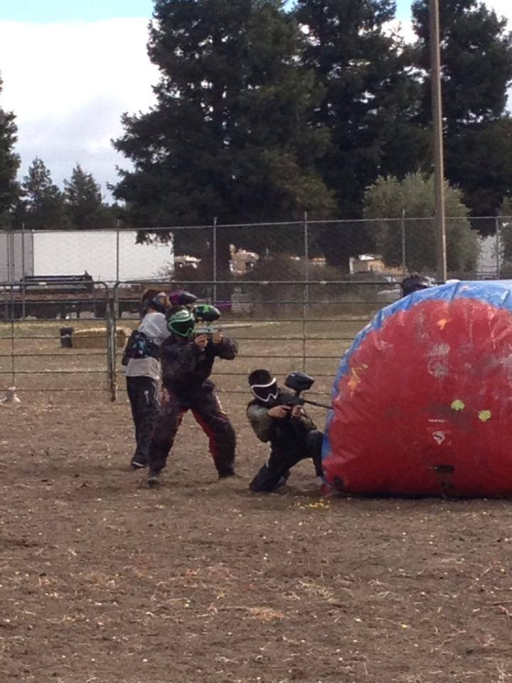 Paintball Fields Bay Area