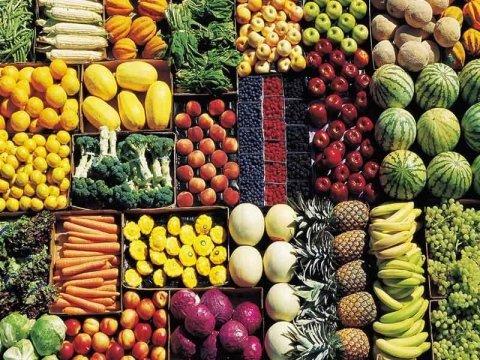 vendita prodotti alimentari freschi all'ingrosso
