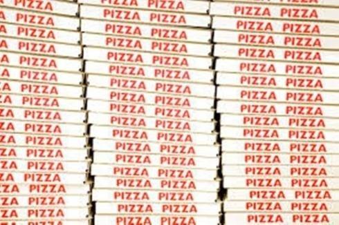 Scatole per pizze
