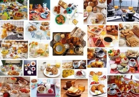 Alimenti prima colazione