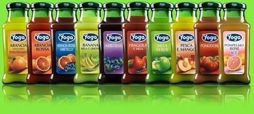 Succhi di frutta Yoga