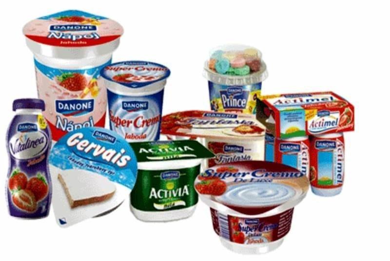 Yougurt Danone