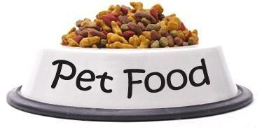 vendita all'ingrosso pet food